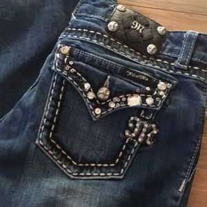 Miss Me Exclusive Jeans!